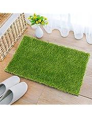 Cmerchants Artificial Grass Mat for Balcony Or Doormat, Artificial Grass Feel Natural