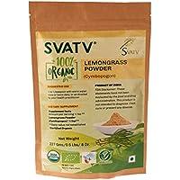 SVATV Zitronengras-Pulver (Cymbopogon) 1/2 LB, 08 oz, 227 g USDA zertifiziert preisvergleich bei billige-tabletten.eu