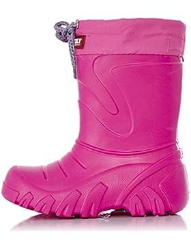 Lemigo Gummistiefel Grizzly 835 (Pink, 34/35)