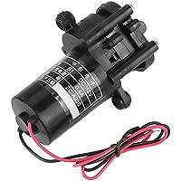 Hilitand 12 V ZC-A250 Mini Pompa acqua autoalimentata a ingranaggi a corrente continua resistente alla corrosione autoadescante