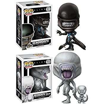 figurine pop xenomorph