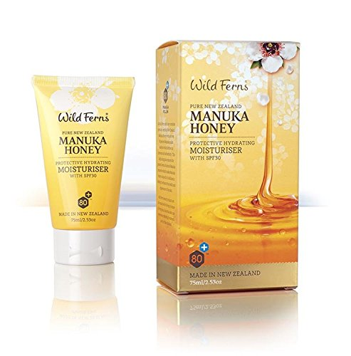 Wild Ferns Manuka Honey Protective Hydrating Day Cream SPF 30