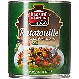 BARBIER DAUPHIN Ratatouille à la Provençale aux Légumes Frais 750 g