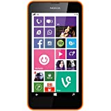 Nokia Lumia 630 Smartphone débloqué 3G+ (Ecran: 4,5 pouces - 8 Go - Simple SIM - Windows Phone) Orange