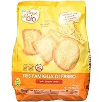 Probios Biscotti Tris Famiglia di Farro - 800 gr