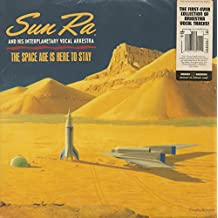 The Space Age Is Here To Stay (2-LP,Colored Vinyl [Vinyl LP]