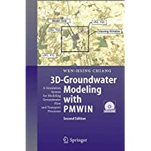 3D-Groundwater Modeling with PMWIN: A Simulation System for Modeling Groundwater Flow and Transport Processes