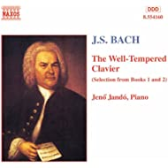 Bach, J.S.: Well-Tempered Clavier (The) (Selection)