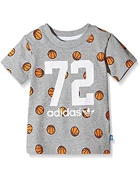 adidas Kinder I Bball Kleinkinder T-Shirts