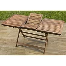Amazon.it: tavoli allungabili da giardino
