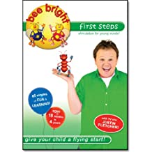 bee bright first steps with Justin Fletcher