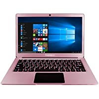 "Thomson NEOX13C-4PK32- Ordinateur Portable 13,3"" Aluminium Rose - Windows 10 Home - Processeur Intel Celeron - 4 Go de RAM - 32 Go de Stockage - Écran Full HD IPS"