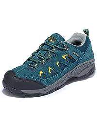 880d54eb72e7 TFO Trekking Schuhe Herren Wasserabweisende und Atmungsaktive Wanderschuhe  mit Anti-Rutsch-Sohle