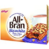 All Bran Bizcochito - Pack de 6 x 40 g - Total: 240 g