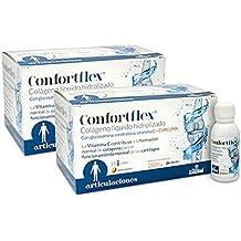 Colalgeno Hidrolizado + Curcuma, Glucosamina, condroitina, vitamina C y vitamina B