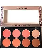 Miss Claire Miss Claire Makeup Palette 1, Multi, 16 Grams, Multicolor, 16 g