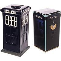 Preisvergleich für Fun Neuheit Police Box Spardose aus Keramik