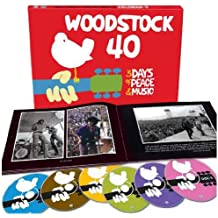 Woodstock 40: 3 Days of Peace (Coffret 6 CD)