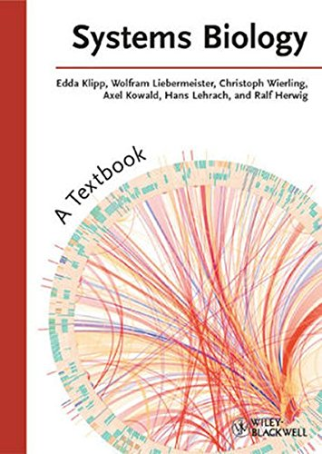 Systems Biology: A Textbook por Edda Klipp