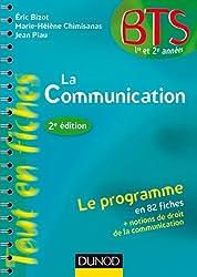 La communication - en 82 fiches - 2e éd.