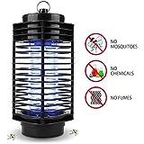 Erasky Électronique Lampe anti moustique Intérieur Anti moustique Anti insectes Répulsif moustique & Fly Killer Indoor / Outdoor Flying Insect Control
