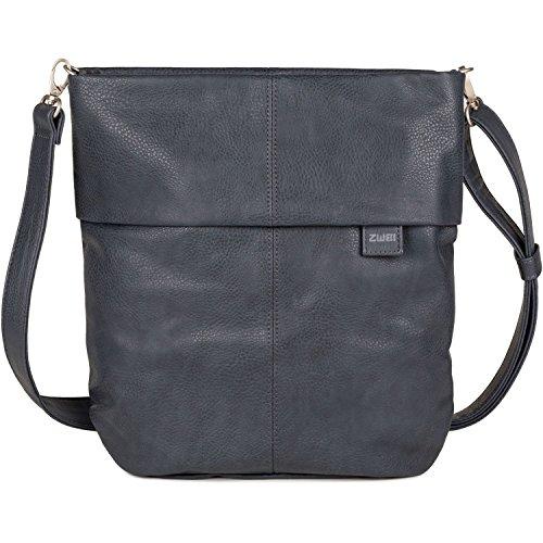 Zwei Mademoiselle M12 Handtasche Dunkelblau