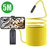 Best Inspection Cameras - Kriogor Endoscope Inspection Camera Wireless WiFi, Handheld Borescope Review