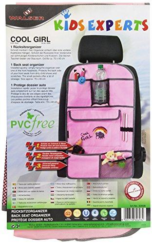 Preisvergleich Produktbild Walser 30698  Cool Girl Kinder Organizer Rücksitztasche, rosa