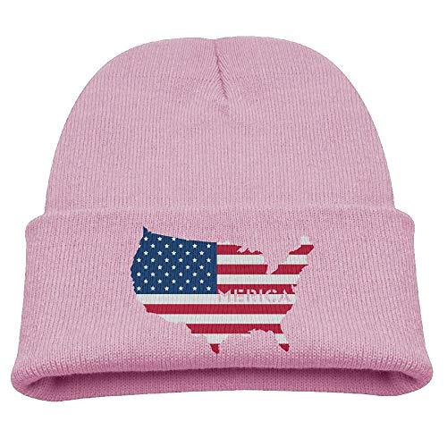 Rghkjlp Juli 4. Merica Flagge Kleinkind Baby Winter Caps Slouchy Knit Beanie Skull Hats Unisex6 -
