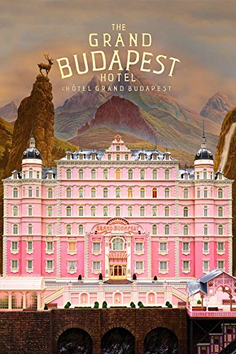 The Grand Budapest Hotel (24x36 inch, 60x90 cm) Silk Poster Affiche en Soie PJ13-B33C