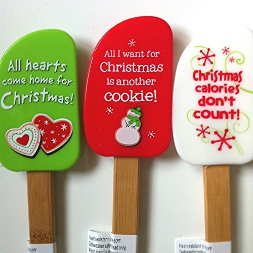 christmas-holiday-silicone-spatulas-set-of-3-baker-baking-cooking-kitchen-cookie-exchange-gift-by-si