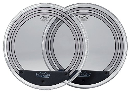 Remo Powersonic Clear Bass Drum Head (18in)