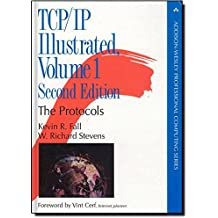 TCP/IP Illustrated Volume 1: The Protocols (Addison-Wesley Professional Computing (Hardcover))