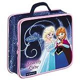 Disney Frozen Isothermal Handtasche Ideal als Sandwich-Box oder Mittagessen Siterly Love (20cmx25,5cmx6,5cm)