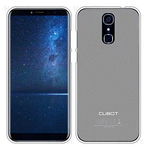 Sunrive Für CUBOT X18 Hülle Silikon, Handyhülle Schutzhülle Etui Case Backcover für CUBOT X18 5,7 Zoll(TPU Kein Bild)+Gratis Universal Eingabestift