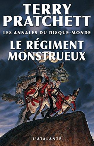 Le Régiment monstrueux: Les Annales du Disque-monde, T31