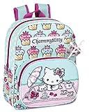 Kitty Charmmy - Mochila infantil, 26 cm (Safta 6 11212 185)