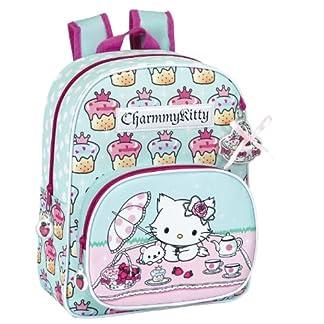 Kitty Charmmy – Mochila Infantil, 26 cm (SAFTA 6 11212 185)