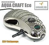 HEISSNER P3100E-00 Aqua Craft Pumpe Snychron Eco, 3100 L/h