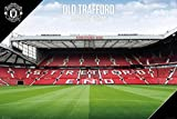 Fussball - Poster - Manchester United - Old Trafford 17/18