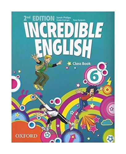 Incredible English 2E 6 CB [KSIKA]