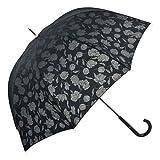 VON LILIENFELD Regenschirm Damen Sonnenschirm Brautschirm Hochzeitsschirm Motiv Rosen Mélodie