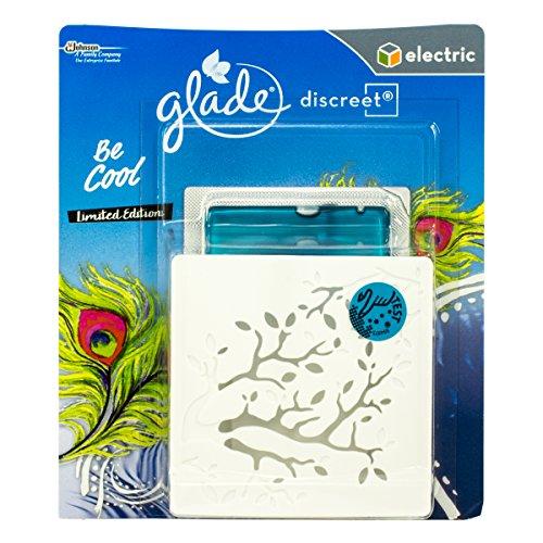 Glade discreet Original Be Cool, 8 g (Duft Wäsche Refill)