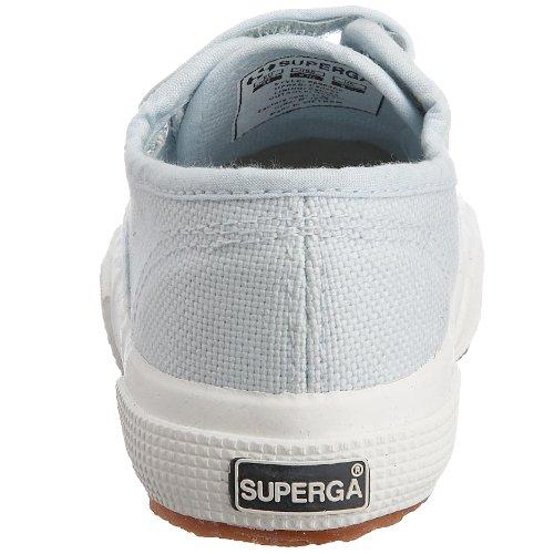 Superga 2750-Jvel Classic, Sneaker Unisex – Bambini Blu (Azzurro 515 932))