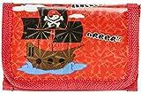 Geldbörse Pirat   im Set Oder einzeln   Mitgebsel Piratenparty  Pirates Wallet   Regenbogen   Kindergeldbörse (6 Stück)