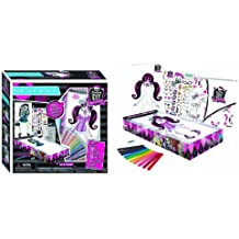 Grandi Giochi FA64020 - Fashion Angels, Monster High Travel Light Box Set