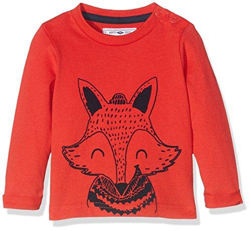 Mothercare Fox Tee, Felpa Bambino, Blue (Blue), 12 Mesi