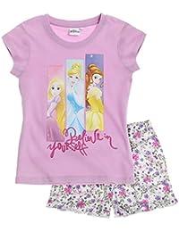 Disney Princesse Fille Pyjama court 2016 Collection - pourpre