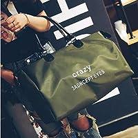 De Gran Capacidad de Bolsos de la Moda Informal Bolso único Viaje (Color: Verde),ChenYanDong (Color : Green)