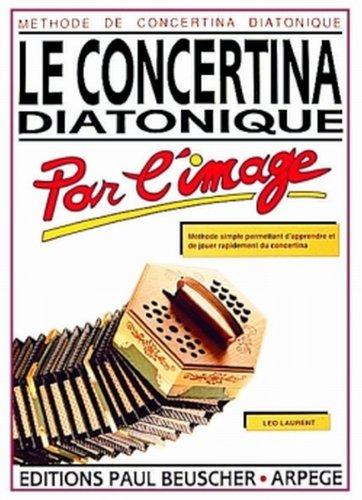 Concertina Diatonique par l'Image --- Accordeon par Laurent Léo